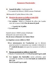 Fichier PDF annonces 29 06 2019