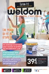 Weldom Linselles Catalogue Printemps 3 Avril Au 4 Mai 2019