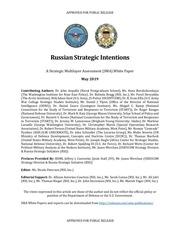 pentagon russia