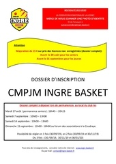 dossier dinscription ingre basket 2019   2020