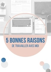 Fichier PDF 5 bonnes raisons