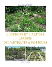 lhistoire et lart des jardins de lantiquit a nos jours lm salaun 1
