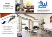 Fichier PDF plaquette location appartement appart management