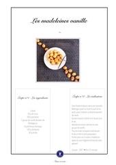 Fichier PDF madeleine