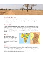 mon aventure au tchad