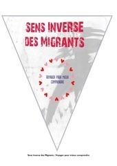 sens inverse des migrants
