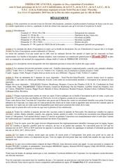 th avic   2019   reglement expo