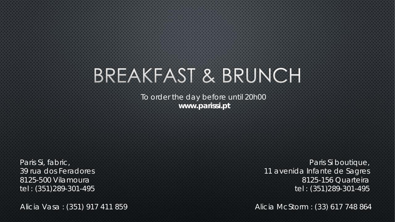 Breakfast & Brunch from ParisSi-small.pdf - page 1/12