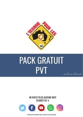 pack gratuit