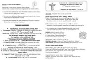feuille de messe du dimanche 28 juillet   copiepdf