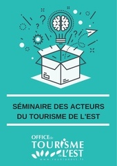 seminaire des acteurs touristiques