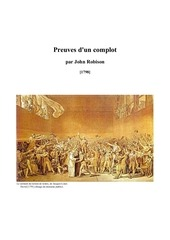 preuves dun complot   john robison 1798