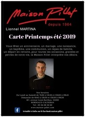 carte patisserie printemps ete 2019 maison pillet  compresse