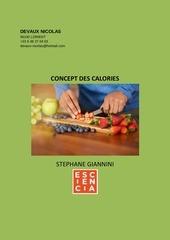 3   concept des calories
