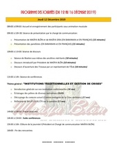 programme des journes ms19vf1