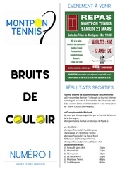bruits de couloir 1