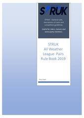 struk pairs rule book 1