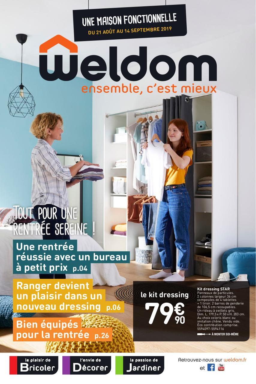Weldom Linselles Catalogue De La Rentrée 21 Août Au 14 Sept