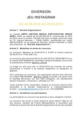 reglement awpg   diversion   22 08 19