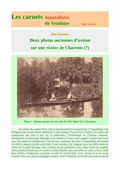 photos anciennes aviron charente carnets d raymond 2019