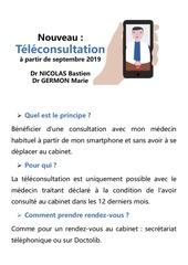 information patient teleconsultation