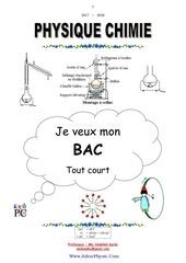 resume physique chimie 2bac pc fr wwwadrarphysiccom