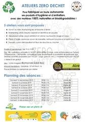 ateliers zero dechet   biomonde