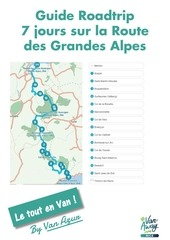 guide la route des alpes