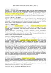 reglement flunch   concours 2 menus f   septembre 19