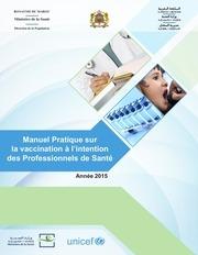 manuel pratique sur la vaccination