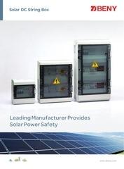 solar combiner box datasheet