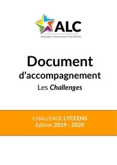 document daccompagnement challenge lyceens 2019 2020