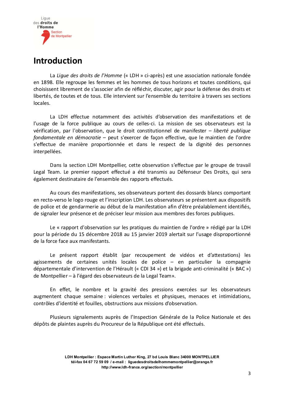 Legal-Team-Montpellier-rapport-observateurs-20-mars-2019.pdf - page 3/12