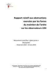 legal team montpellier rapport observateurs 20 mars 2019