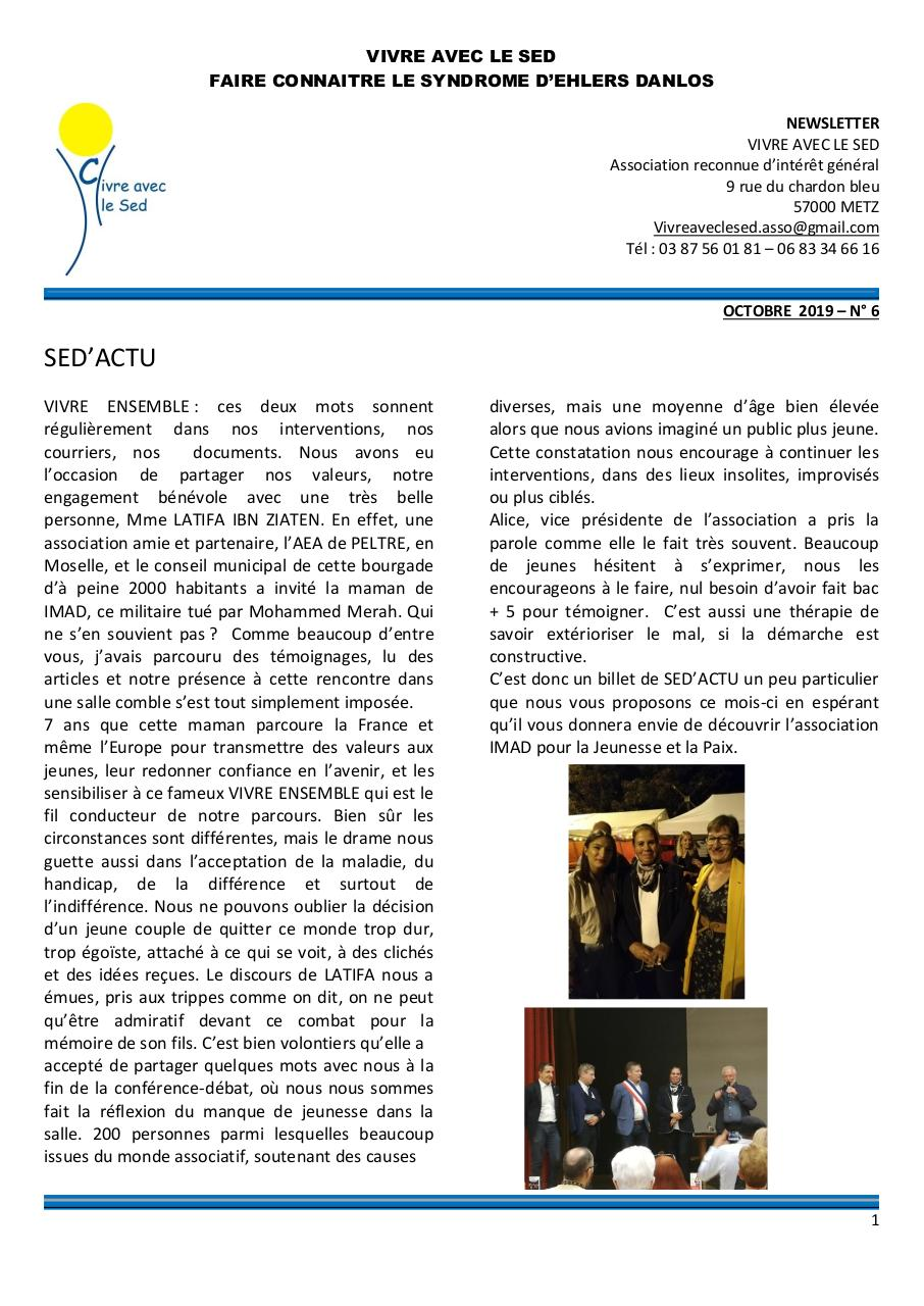 Aperçu du document newsletter OCTOBRE.pdf - page 1/8