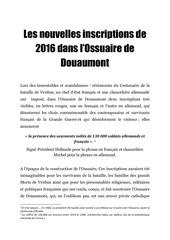 ossuaire douaumont