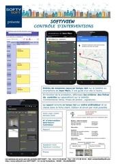softyview logiciel de compte rendu dintervention