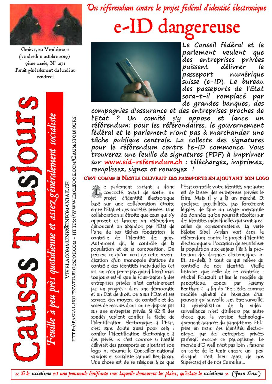 Newsletter2171.pdf - page 1/2