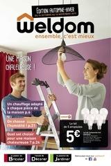 weldom linselles   catalogue automne hiver   16 oct au 16 nov