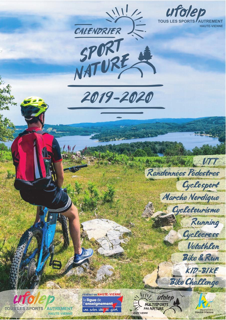 Calendrier Marche Nordique 2020.E R Vtt Pedestre Par Gacon Sport Nature 2019 20 V2 Pdf