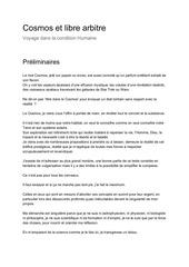 cosmoset libre arbitre export gd 15 octobre 2019