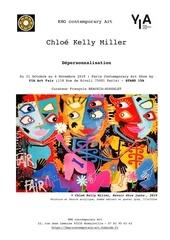 dossier de presse  kmg chloe kelly miller  yia 19