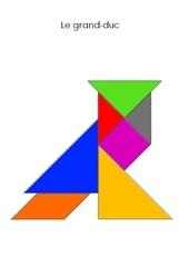 tangram petit grand duc
