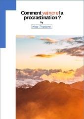vaincre la procrastination 2