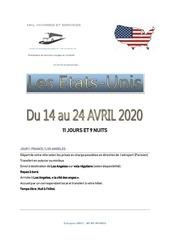 programme usa pdf