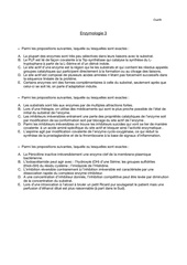 enzymologie 3
