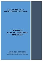 chapitre 3 le plan comptable marocain