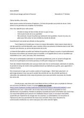 lettre de parrainage 1