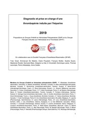 tih propositions gihp gfht sfar 2019