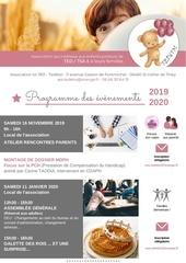 programme des evenements tedetoi 2019 2020